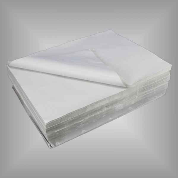 1 kg Packseide grau, 37,5x50cm / 50x75cm